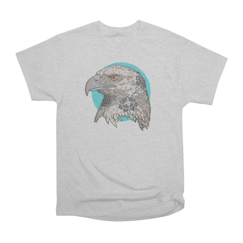 Flora & Fauna Men's Heavyweight T-Shirt by Quick Brown Fox