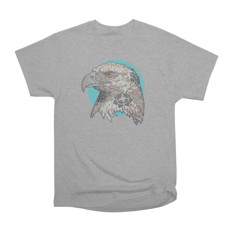 Flora & Fauna Men's Heavyweight T-Shirt by Quick Brown Fox
