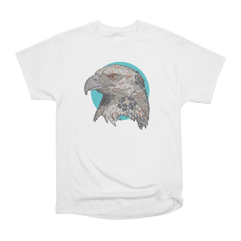 Flora & Fauna Women's Heavyweight Unisex T-Shirt by Quick Brown Fox