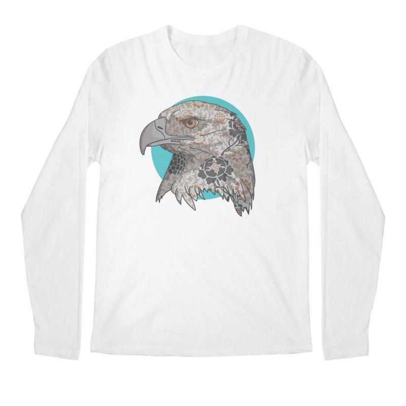 Flora & Fauna Men's Regular Longsleeve T-Shirt by Quick Brown Fox