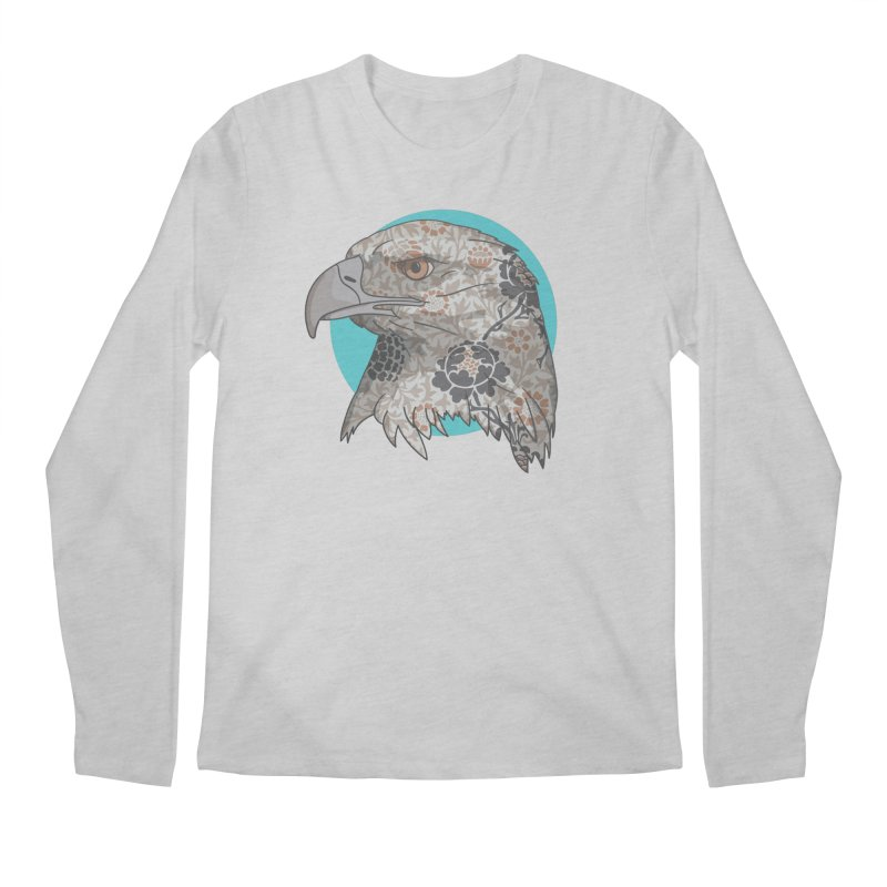 Flora & Fauna Men's Regular Longsleeve T-Shirt by Quick Brown Fox