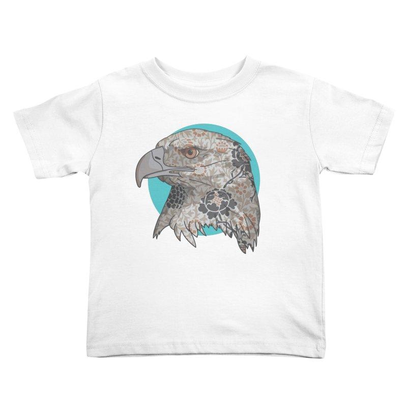 Flora & Fauna Kids Toddler T-Shirt by Quick Brown Fox