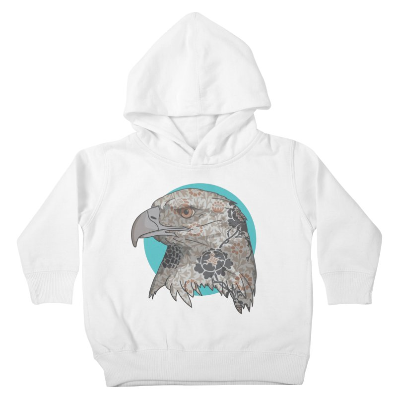 Flora & Fauna Kids Toddler Pullover Hoody by Quick Brown Fox