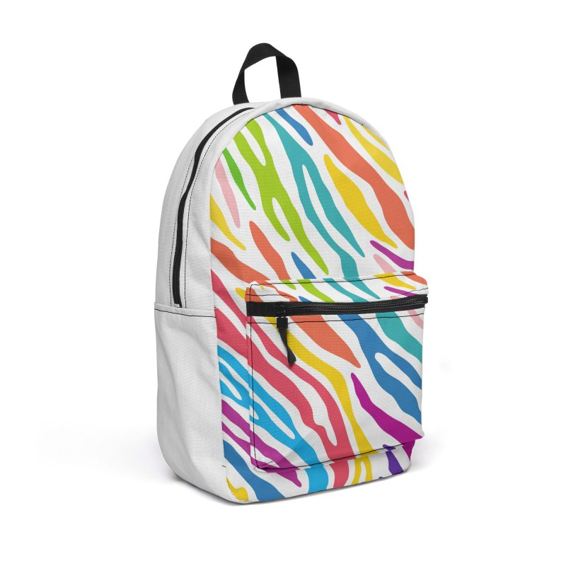 Maybe She's Born With It Accessories Backpack Bag by Quick Brown Fox