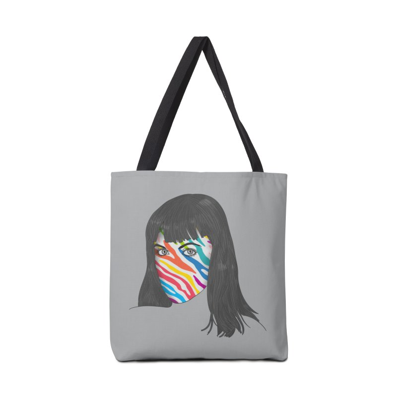 Maybe She's Born With It Accessories Bag by Quick Brown Fox