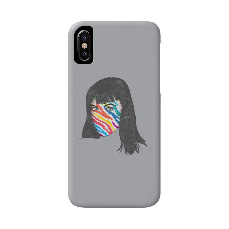 Maybe She's Born With It Accessories Phone Case by Quick Brown Fox