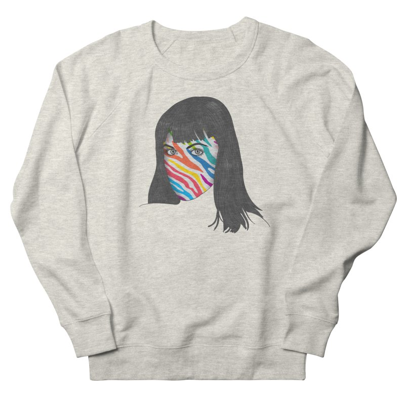 Maybe She's Born With It Women's Sweatshirt by Quick Brown Fox