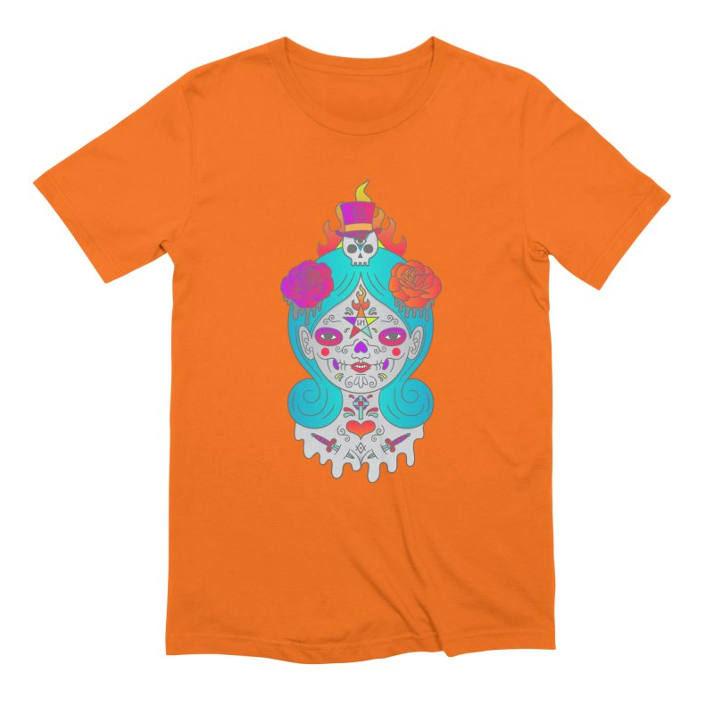 Voodoo Doll Men's T-Shirt by Quick Brown Fox