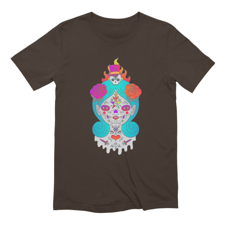 Voodoo Doll Men's T-Shirt by Quick Brown Fox
