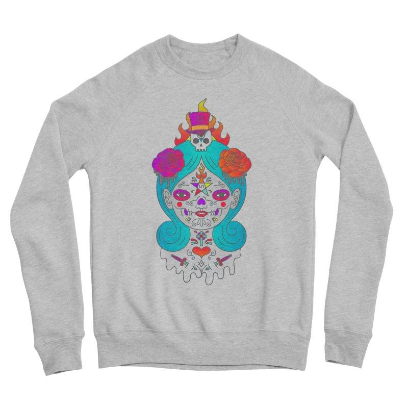 Voodoo Doll Men's Sponge Fleece Sweatshirt by Quick Brown Fox