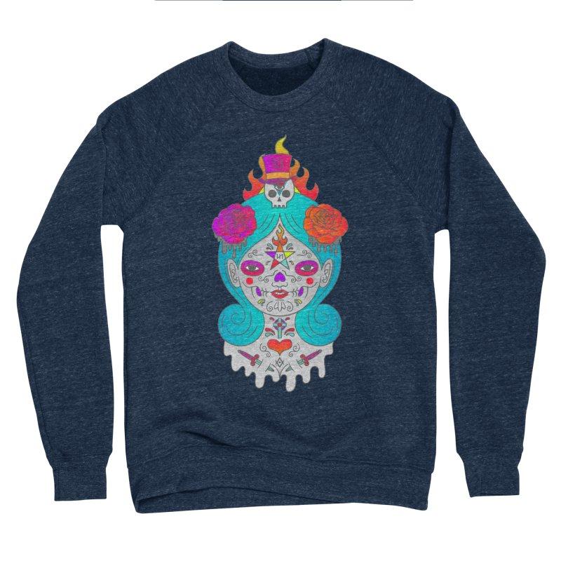 Voodoo Doll Women's Sponge Fleece Sweatshirt by Quick Brown Fox