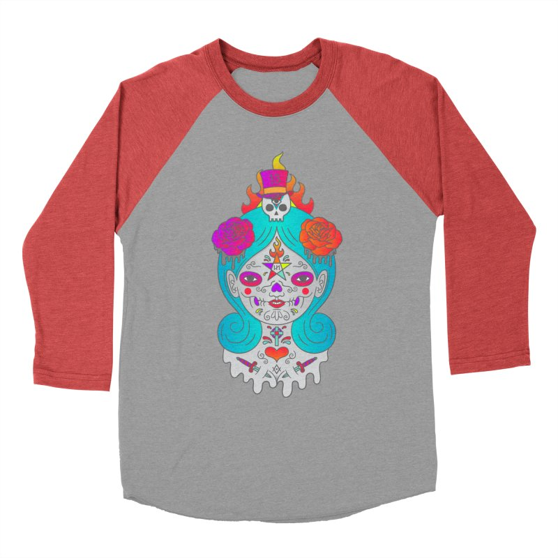Voodoo Doll Men's Longsleeve T-Shirt by Quick Brown Fox