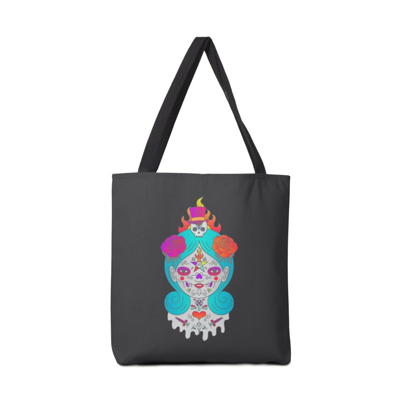 Voodoo Doll Accessories Bag by Quick Brown Fox