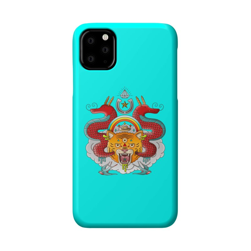 Get Lucky Accessories Phone Case by Quick Brown Fox