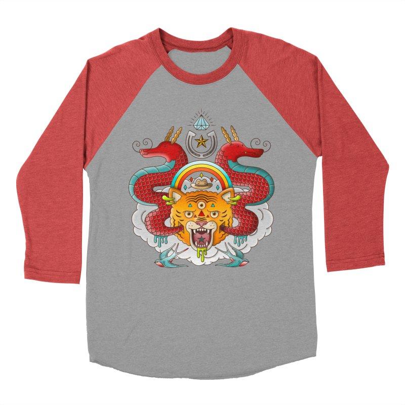 Get Lucky Men's Longsleeve T-Shirt by Quick Brown Fox