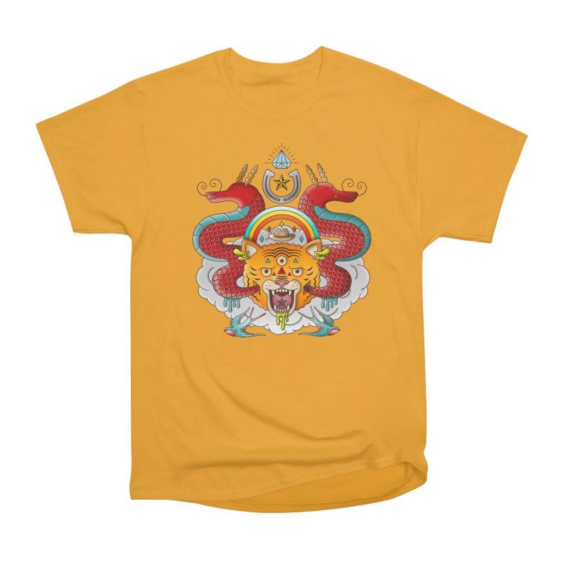 Get Lucky Men's T-Shirt by Quick Brown Fox