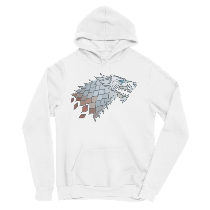 Winter Has Come Men's Pullover Hoody by Quick Brown Fox