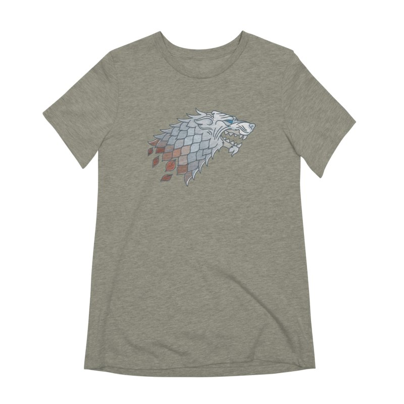 Winter Has Come Women's Extra Soft T-Shirt by Quick Brown Fox