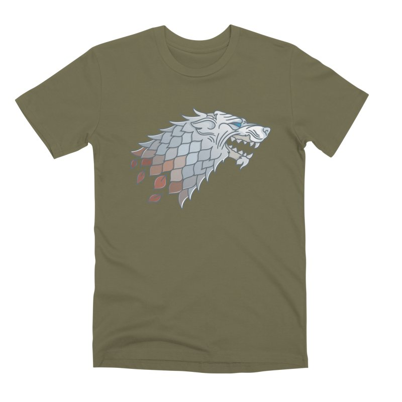 Winter Has Come Men's Premium T-Shirt by Quick Brown Fox