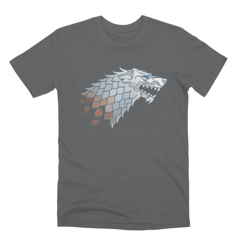 Winter Has Come Men's Premium T-Shirt by Quick Brown Fox