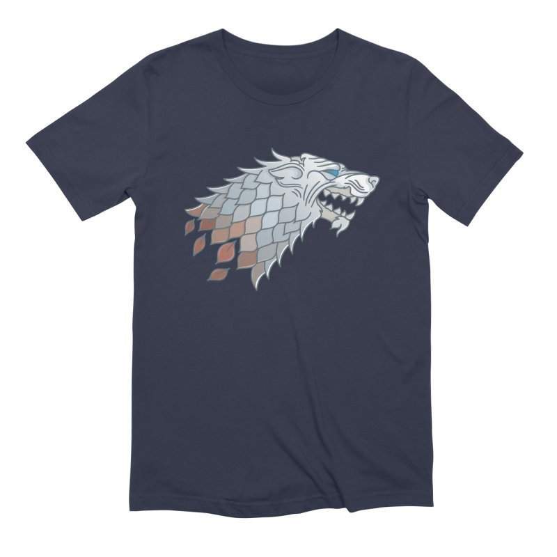 Winter Has Come Men's Extra Soft T-Shirt by Quick Brown Fox