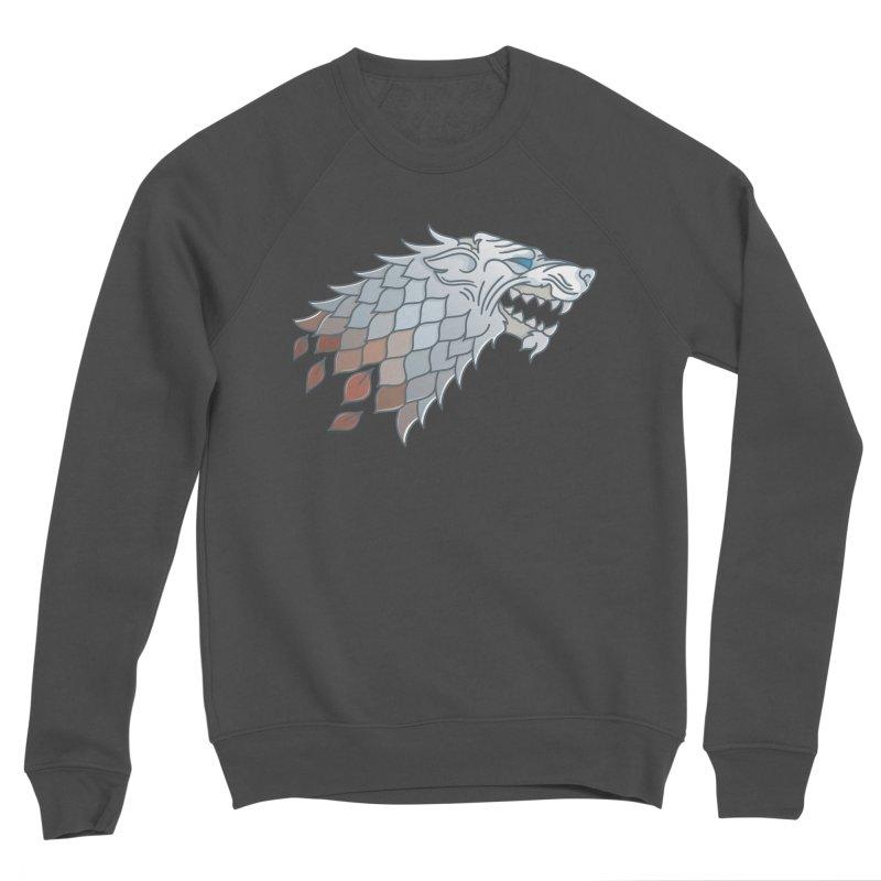 Winter Has Come Women's Sponge Fleece Sweatshirt by Quick Brown Fox