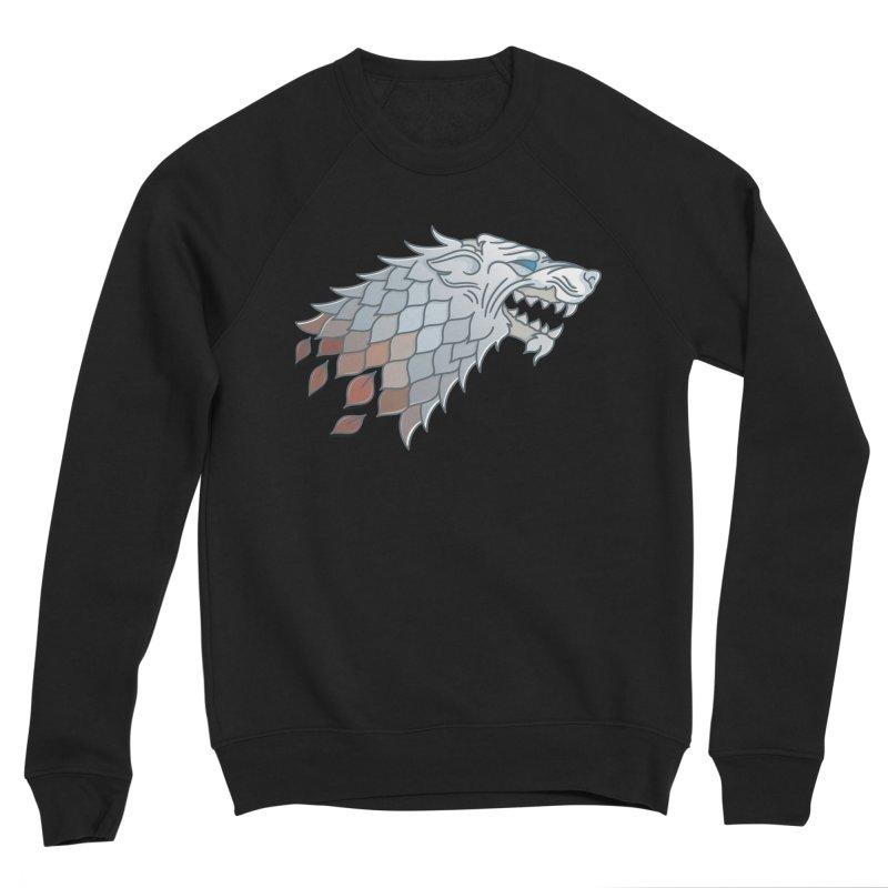 Winter Has Come Men's Sponge Fleece Sweatshirt by Quick Brown Fox