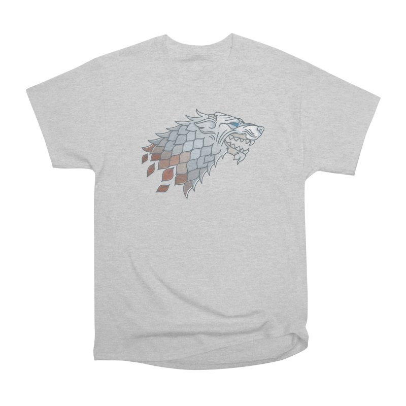 Winter Has Come Men's Heavyweight T-Shirt by Quick Brown Fox