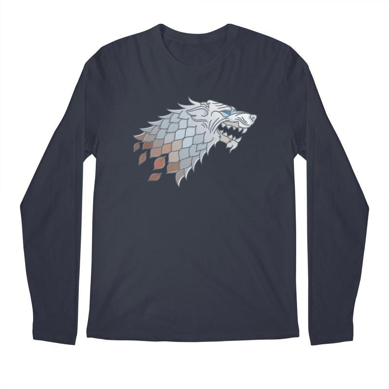 Winter Has Come Men's Regular Longsleeve T-Shirt by Quick Brown Fox