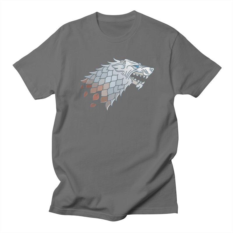 Winter Has Come Men's T-Shirt by Quick Brown Fox