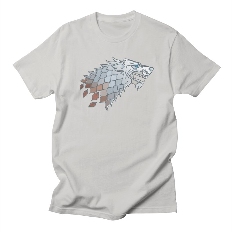 Winter Has Come Men's Regular T-Shirt by Quick Brown Fox