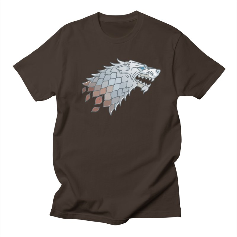 Winter Has Come Men's Regular T-Shirt by Quick Brown Fox