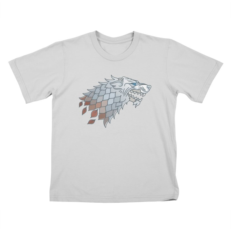 Winter Has Come Kids T-Shirt by Quick Brown Fox