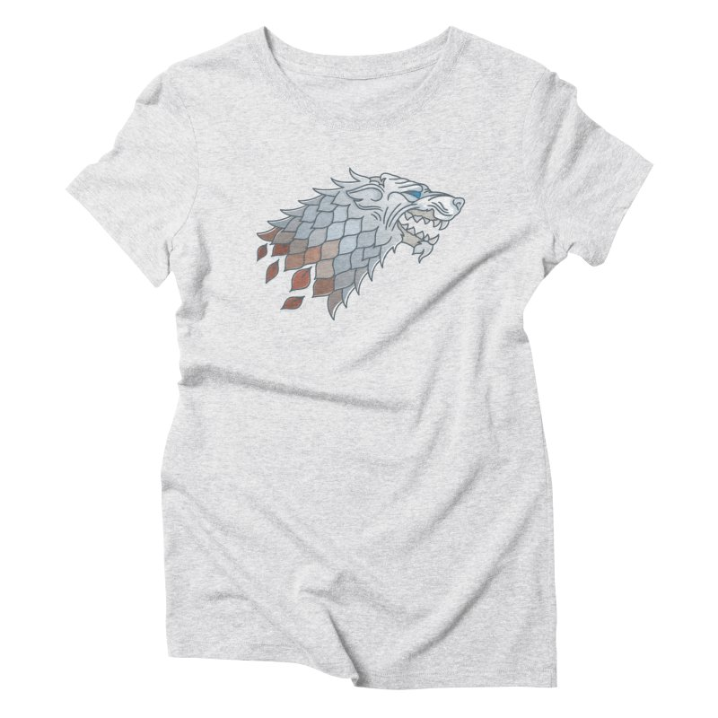 Winter Has Come Women's T-Shirt by Quick Brown Fox