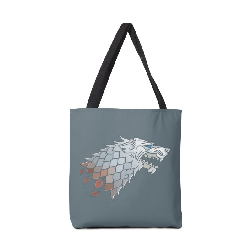 Winter Has Come Accessories Tote Bag Bag by Quick Brown Fox