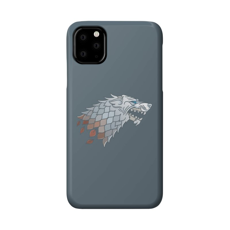 Winter Has Come Accessories Phone Case by Quick Brown Fox