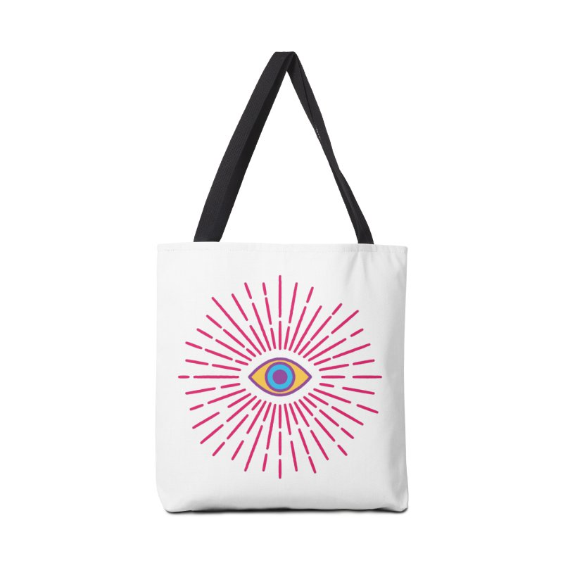 Third Eye Accessories Bag by Quick Brown Fox