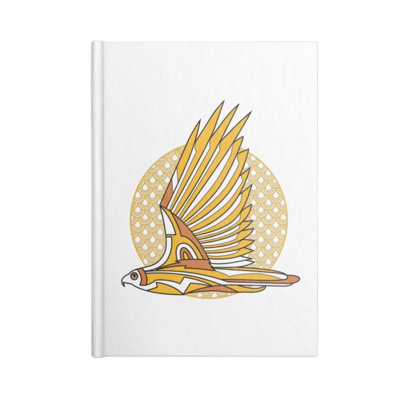 Hawk Deco 3 Accessories Notebook by Qetza