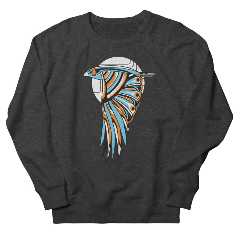 Hawk Deco 2 Women's Sweatshirt by Qetza