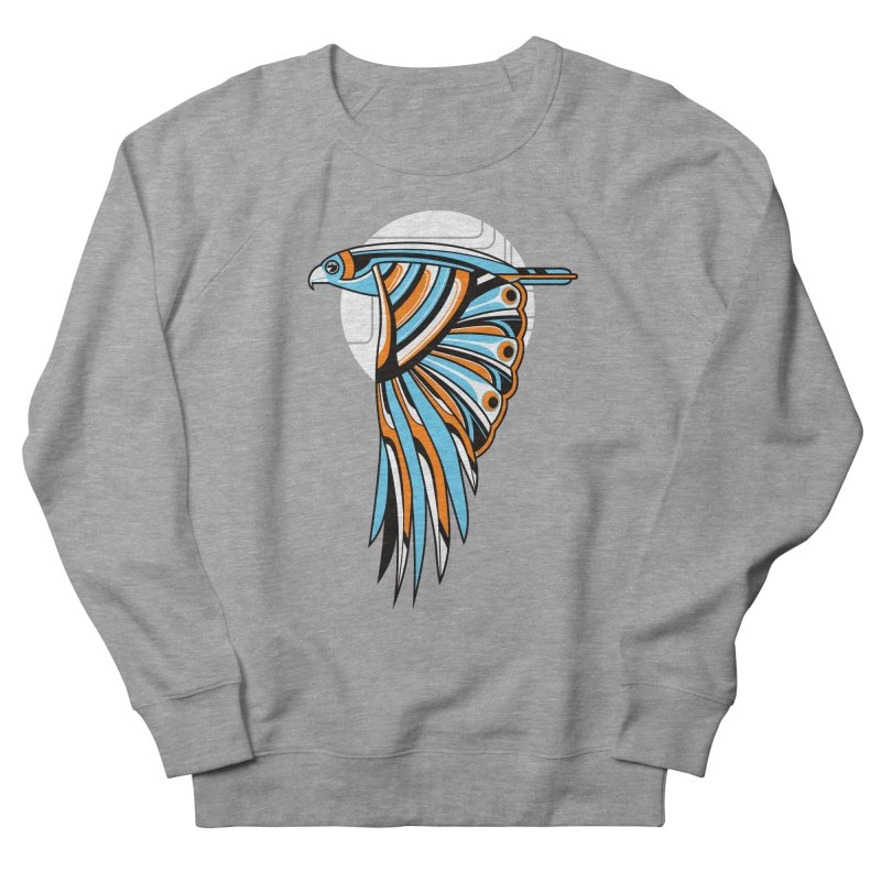 Hawk Deco 2 Men's Sweatshirt by Qetza