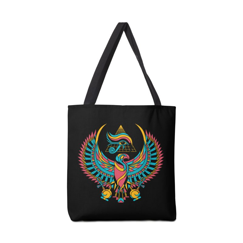Eye of Horus Accessories Bag by Qetza