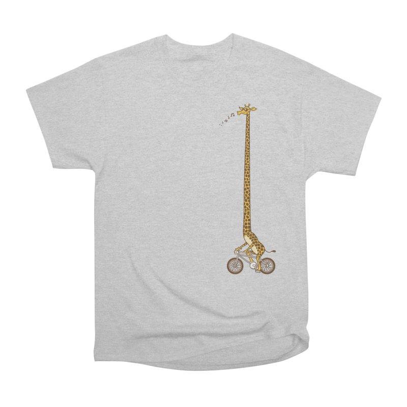 Long Bike Ride Men's Classic T-Shirt by Qetza