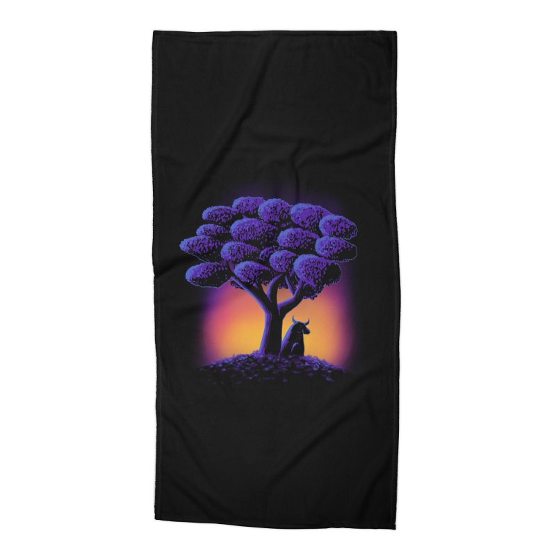 Ferdinand Accessories Beach Towel by Qetza