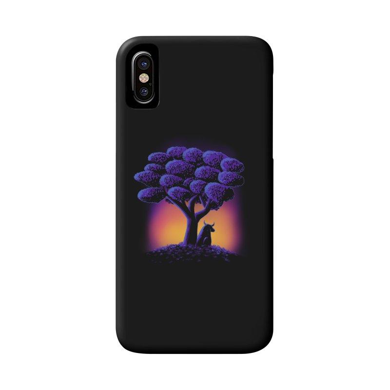Ferdinand Accessories Phone Case by Qetza