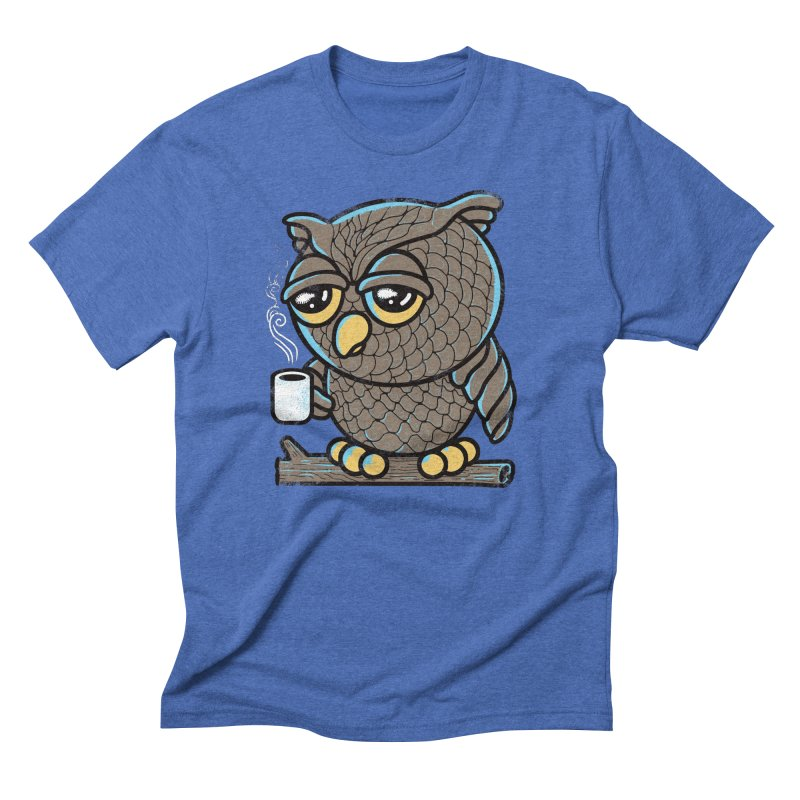 Owl I Want is Coffee   by Qetza