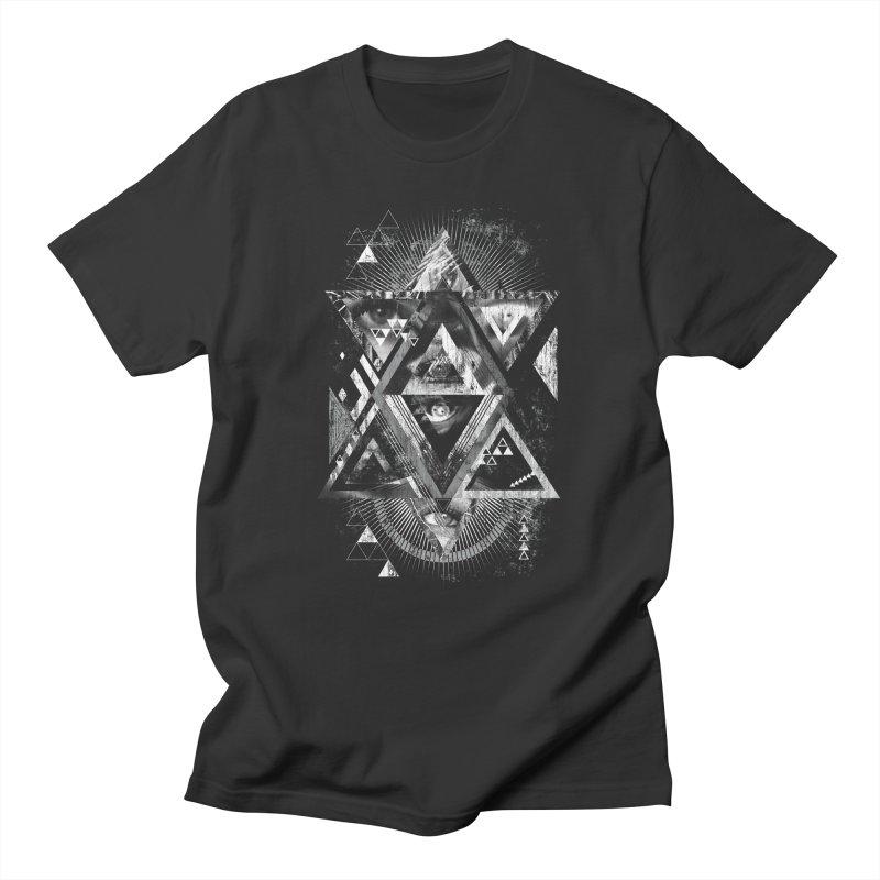Eyesosceles Men's T-shirt by Qetza