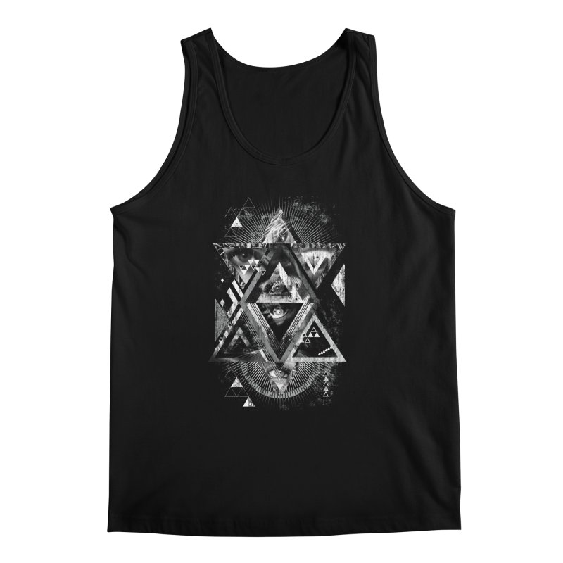 Eyesosceles Men's Tank by Qetza