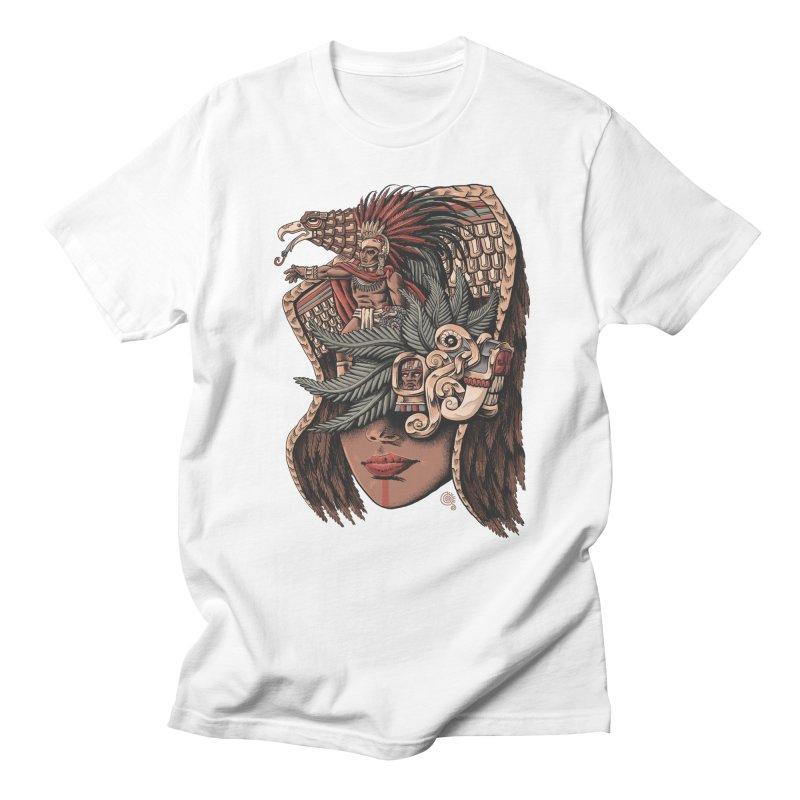Eagle Warrior Women's Unisex T-Shirt by Qetza
