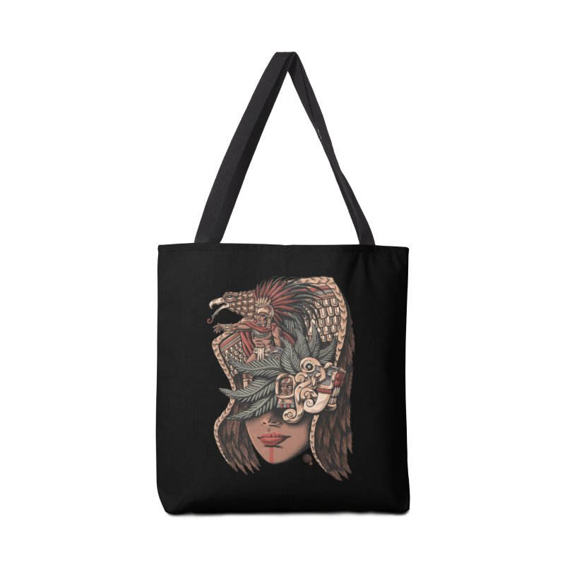 Eagle Warrior Accessories Bag by Qetza