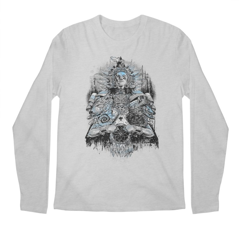 Spirit Dreams Men's Longsleeve T-Shirt by Qetza
